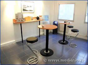 Nos salles for Mobilier salle de pause